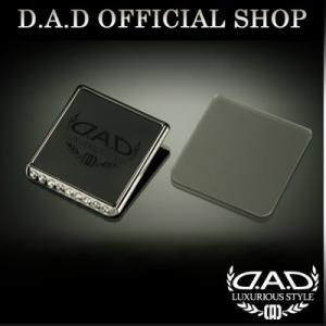 D.A.D (GARSON/ギャルソン) クリスタル コースタータイプスクエア ディルス 1P ドリンク部分のみ DAD|dad