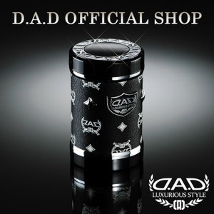 D.A.D (GARSON/ギャルソン) LUXURY アッシュボトル タイプ ディルス ブラックDAD 4560318726611|dad