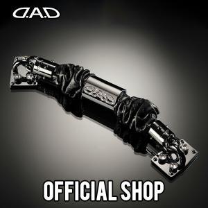 DAD ギャルソン D.A.D ラグジュアリー アシストグリップ タイプ モノグラムレザー【SB077】|dad