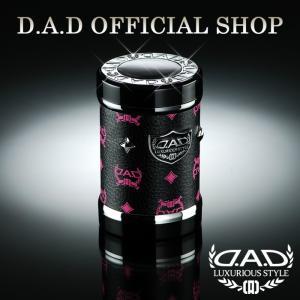 D.A.D (GARSON/ギャルソン) LUXURY アッシュボトル タイプ ディルス ブラック/ピンクDAD 4560318745636|dad