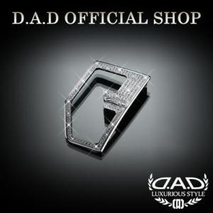 D.A.D (GARSON/ギャルソン) クリスタル シフトゲートカバー SB115 T-A 30系アルファード/ヴェルファイア DAD|dad