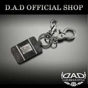 D.A.D (GARSON/ギャルソン) キーリングタイプ ブラックレパード4560318755659 DAD|dad