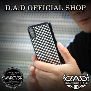 D.A.D (GARSON/ギャルソン) D.A.D iPhone ハードカバー EXE[iPhoneX] DAD|dad