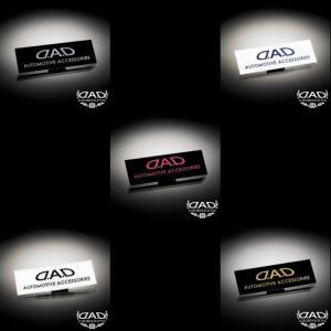 D.A.D (GARSON/ギャルソン) D.A.Dステッカー21mm×89mmメタルラメ 4560318674561 4560318674578/4560318674585/4560318674592/4560318674608 DAD|dad