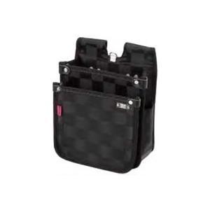 基陽 龍牙ウエストバッグ背割 大 RY243 ブラック 宅配便 メーカー直送(ギフト対応不可)|dadcco