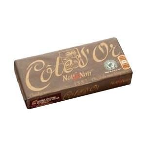 コートドール タブレット・ノアーデノアーチョコレート 12個入りおいしい 象 カカオ