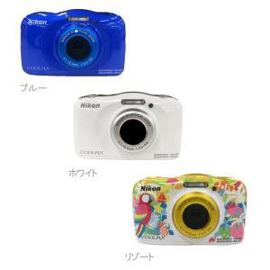ニコン 防水カメラ W150