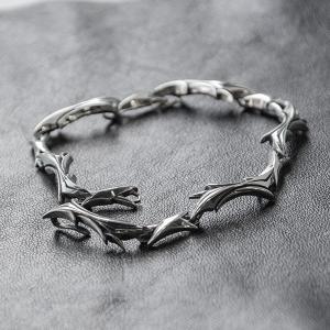 ブレスレット シルバー メンズ ドラゴン 竜 シルバー925 人気 プレゼント dagdart ダグダート|dagdart