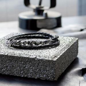 ブレスレット レザー シンプル シルバー925 人気 プレゼント dagdart ダグダート|dagdart