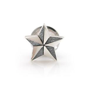 ラペルピン シルバー メンズ 星 スター シンプル シルバー925 人気 プレゼント dagdart ダグダート|dagdart