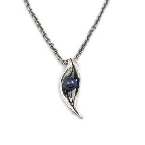 ネックレス ペンダント シルバー パール 真珠 アコヤ貝 メンズ シンプル シルバー925 人気 プレゼント dagdart ダグダート|dagdart