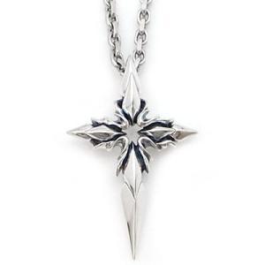 ネックレス シルバー メンズ クロス 十字架 ロック シンプル シルバー925 人気 プレゼント dagdart ダグダート|dagdart