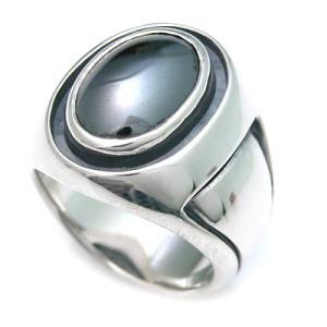 ヘマタイト シルバーリング/指輪/DAgDART・ダグダート DR-049-HT dagdart