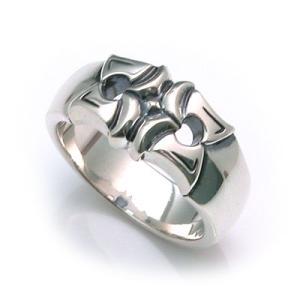 シルバーリング/指輪(メンズ)/DAgDART・ダグダート DR-116|dagdart