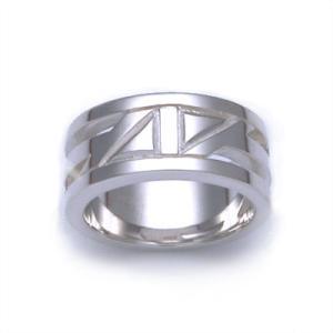 シルバーリング/指輪(メンズ)/DAgDART・ダグダート DR-165|dagdart