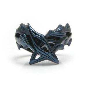 [TITAN]ブルーチタンリング/指輪[青龍]/DAgDART・ダグダート DR-206-T|dagdart