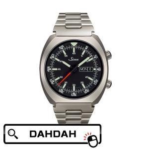 【クーポン利用で10%OFF】Sinn ジン メタルバック ドイツ製  ドイツメイド 240.STブレス 240.ST_M メンズ 腕時計 国内正規品 送料無料 dahdah