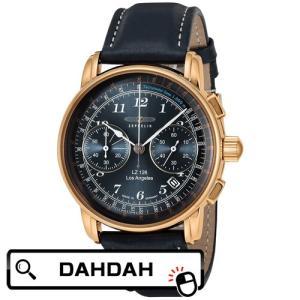 【クーポン利用で10%OFF】ZEPPELIN ツェッペリン LZ126 Los Angeles 76163 送料無料 メンズ 腕時計|dahdah