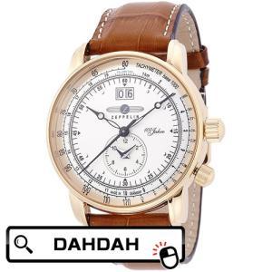 【クーポン利用で10%OFF】ZEPPELIN ツェッペリン 100周年 76405 送料無料 メンズ 腕時計|dahdah