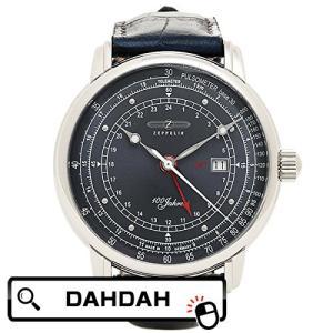 【クーポン利用で10%OFF】ZEPPELIN ツェッペリン 100周年 76463 送料無料 メンズ 腕時計|dahdah