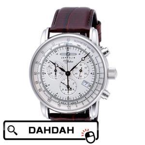 【クーポン利用で10%OFF】ZEPPELIN ツェッペリン 100周年 76801N 送料無料 メンズ 腕時計|dahdah