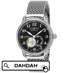 【クーポン利用で10%OFF】LosAngeles ロサンジェルス 7666M2 ZEPPELIN ツェッペリン メンズ 腕時計 国内正規品 送料無料|dahdah