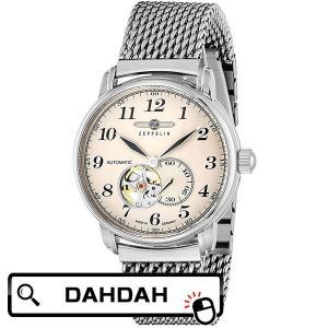 【クーポン利用で10%OFF】LosAngeles ロサンジェルス 7666M5 ZEPPELIN ツェッペリン メンズ 腕時計 国内正規品 送料無料|dahdah