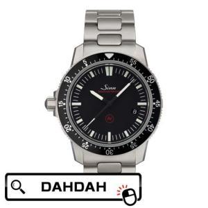 【クーポン利用で10%OFF】ドイツ 703.EZM-3Fブレス Sinn ジン メンズ 腕時計 国内正規品 送料無料 dahdah