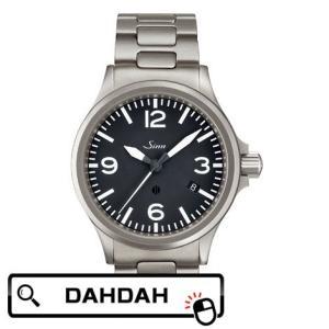【クーポン利用で10%OFF】ドイツ 856.B Sinn ジン メンズ 腕時計 国内正規品 送料無料 dahdah
