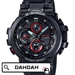 カーボン モバイルリンク 電波ソーラー MTG-B1000B-1AJF G-SHOCK Gショック ジーショック カシオ CASIO メンズ 腕時計 国内正規品|dahdah