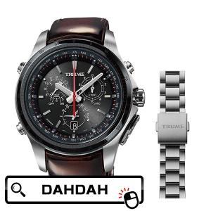 【クーポン利用で10%OFF】トゥルーム TRUME  C collection-Break Line- TR-MB5004 EPSON エプソン メンズ 腕時計 国内正規品 送料無料 dahdah