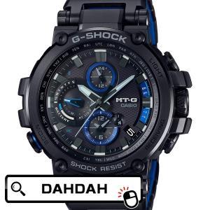 MT-G 電波ソーラー MTG-B1000BD-1AJF G-SHOCK Gショック ジーショック カシオ CASIO メンズ 腕時計 国内正規品 送料無料|dahdah