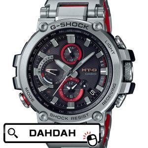 MT-G 電波ソーラー MTG-B1000D-1AJF G-SHOCK Gショック ジーショック カシオ CASIO メンズ 腕時計 国内正規品 送料無料|dahdah