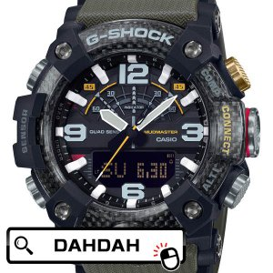 カーボン マッドマスター GG-B100-1A3JF G-SHOCK ジーショック gshock Gショック CASIO カシオ メンズ 腕時計 国内正規品 送料無料|dahdah