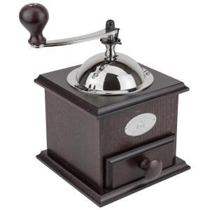 プジョー コーヒーミル ノスタルジー 茶木ドーム 21cm 841-1|dahlia-s