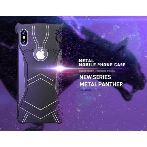 iPhone 7/8/plus/Xs/XR/Xs Max ブラックパンサー新登場 NEWデザイン  ...