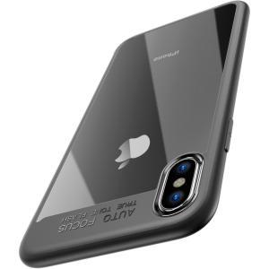 ◆:9H透明強化ガラスフィルム付き!  ◆:iphoneX/iPhoneXs 新発売クリアーケース ...