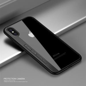 9H強化ガラス付き iphone X ケース 高品質 iphoneX ケース シリコン 軽量 薄型 ...