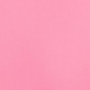 手芸のいとや生地 広幅カラー綿シーチング無地 ピンク 生地幅-約108cm×50cm(綿100%) 手芸・ハンドメイド用品|dai-king