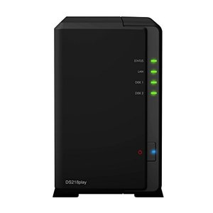 【NASキット】Synology DiskStation DS218play [2ベイ / クアッド...