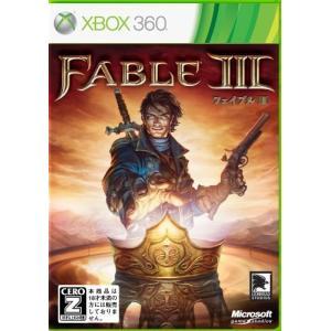 Fable III (フェイブル3) (通常版) 【CEROレーティング「Z」】 - Xbox360...