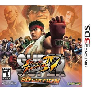 Super Street Fighter IV: 3d Edition -3DS [ソフトのみ]|daichugame