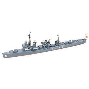 タミヤ 1/700 ウォーターラインシリーズ No.402 日本海軍 駆逐艦 白露 プラモデル 31402|daichugame