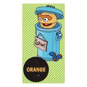 商品タイトル 「キューブリック セサミストリート オスカー オレンジ KUBRICK Sesame ...