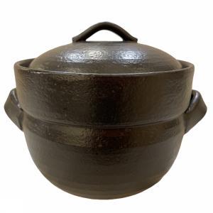BANKOのご飯鍋 2合炊き 土鍋ご飯 万古焼|daidokoroyazakkaten