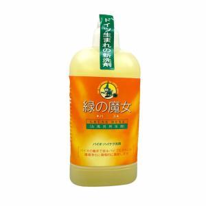 緑の魔女 バス お風呂用洗剤 グリューネヘクセ|daidokoroyazakkaten