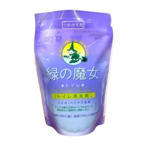 緑の魔女 トイレ スタンディングパック トイレ用洗剤 グリューネヘクセ|daidokoroyazakkaten