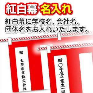 紅白幕 名入れ|daiei-sangyo