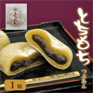 とちもち とち餅 1個 栃の実大福 粒餡入り daifukujyou