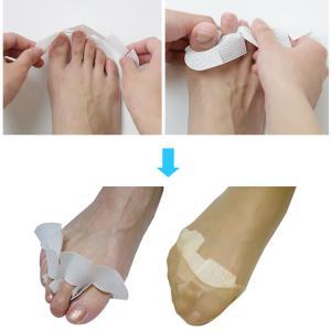 (メール便対応)足指の間の汗を取る 足ゆびちゃん レギュラー 20枚入 3個セット 水虫 女性 白癬菌 足指 レディース|daigen|02